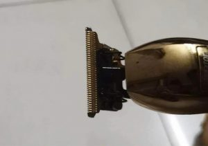 Golden Hair trimmer photo review